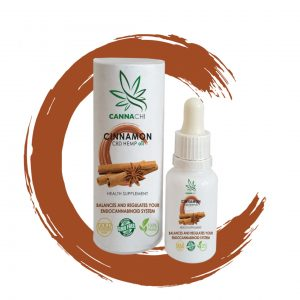 cinnamon hemp oil