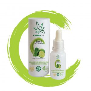 Lime Hemp Oil