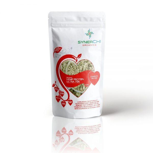 Hemp Protein Powder 70%