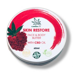 Skin Restore CBD Hemp Cream