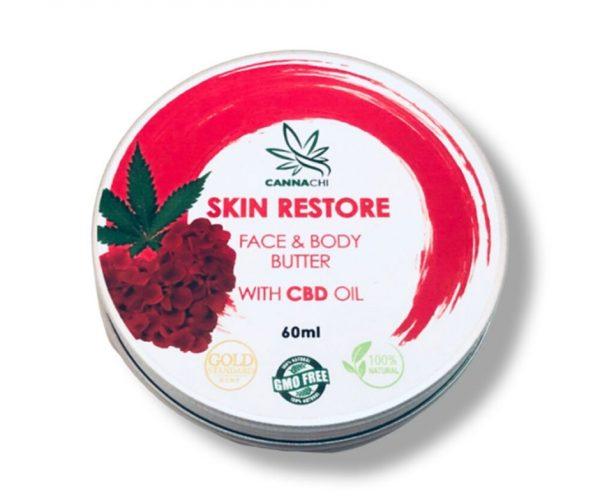 Skin Restore CBD Hemp Cream