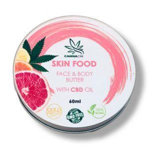 Skin Food CBD Hemp Cream