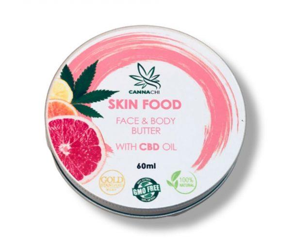 Skin Food CBD Hemp Cream