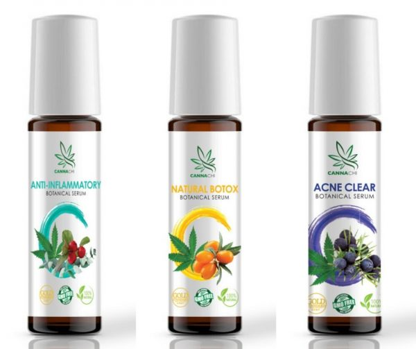 botanical serum range