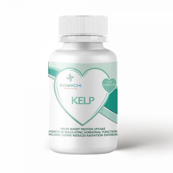 kelp capsules