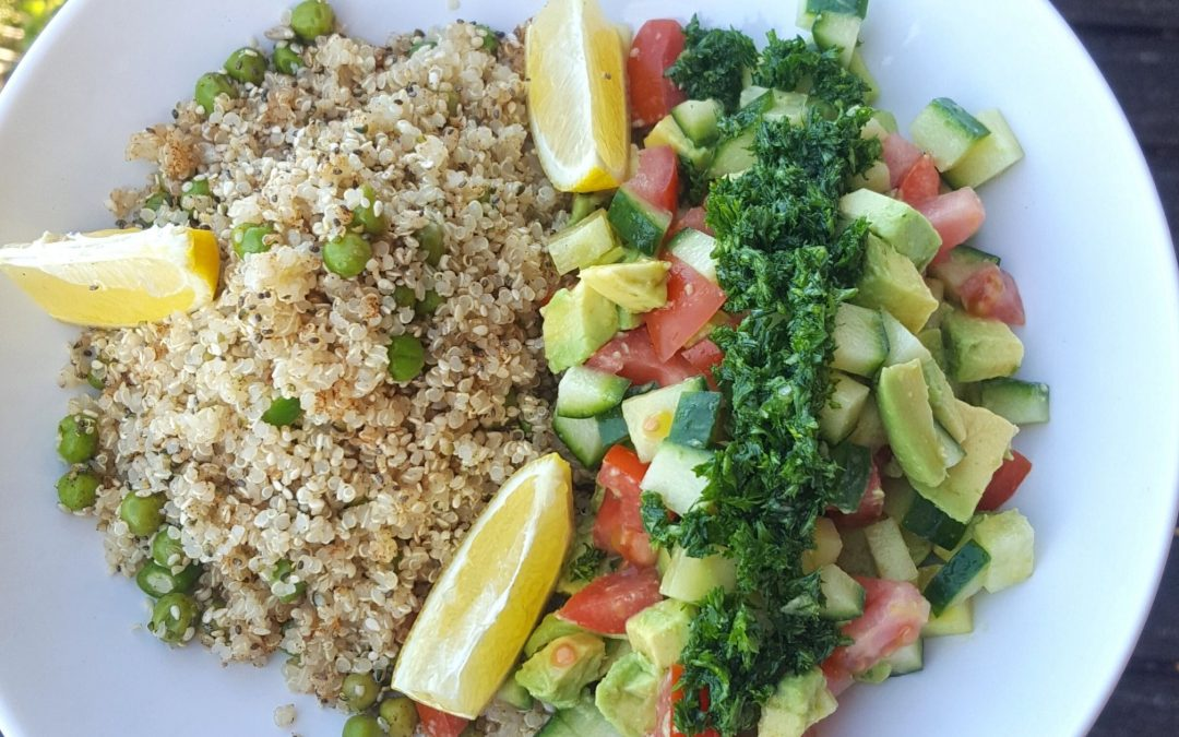The Kratos Quinoa Salad