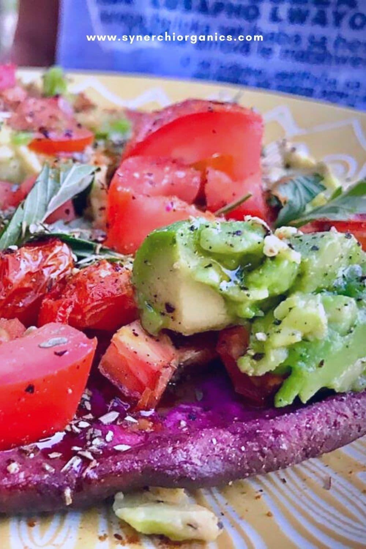 gluten-free vegan pizza recipe