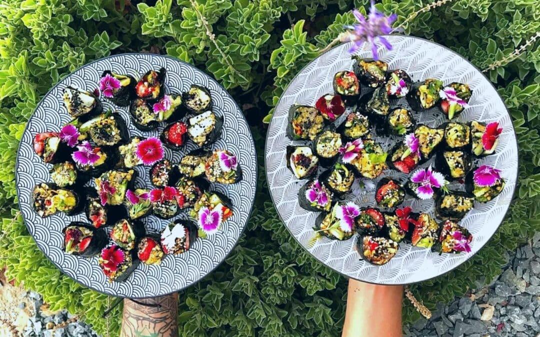 Quinoa Sushi Recipe – Vegan