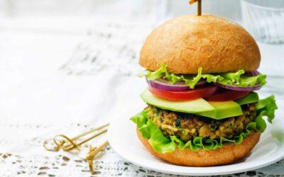 Hemp burgers – easy vegan burger recipe