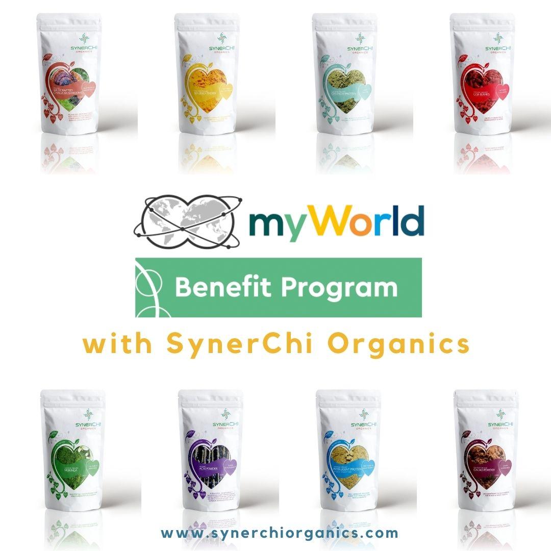 Synerchi Organics Superfood